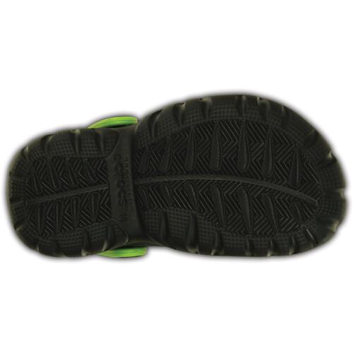 Crocs Swiftwater - Sandales Enfant - vert Sites Vente En Ligne 2ccDC